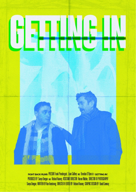 Getting In - Poster S2
