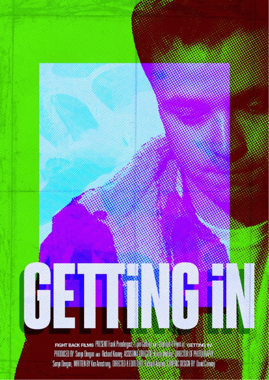 Getting In - Poster S3